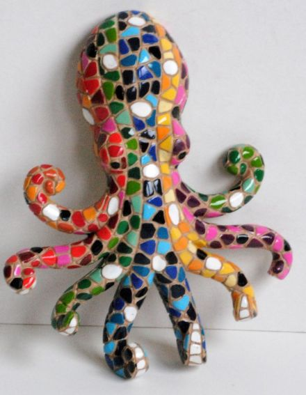 Barcino Designs Hanging Octopus 34661